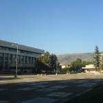 гр. Драгоман - централен площад