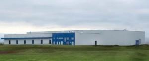 Заводът на Rollplast в гр. Костинброд