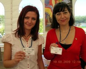 Златка Стоилова успешно се вписа в екипа на EURES